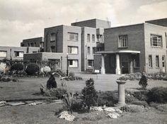 Maternity block - Dudley Road Hospital - 1949