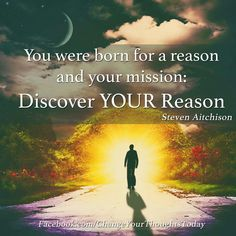 Discover your reason