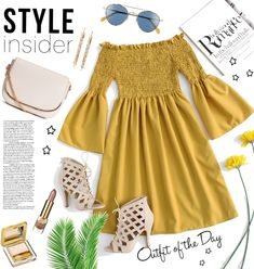 Style Insider! OOTD Polyvore outfit shoplook