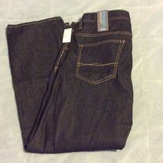 Mens Aeropostale jeans NWT straight 36/30 Brand new with tags men's aero jeans straight leg 36/30, darker denim Aeropostale Jeans Straight Leg