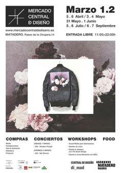 Mercado Central de Diseño en Madrid!