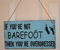 Beach Decor Pool Wood Sign Indoor Outdoor by CarovaBeachCrafts