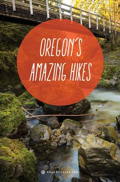 Explore the natural wonders of Oregon at any of these great hiking spots. Wilderness Campsites and Backpacking.