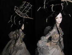 Doll artist~twin sisters Ekaterina and Elena Popovy