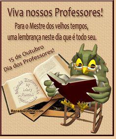 Resultado de imagem para parabéns professor