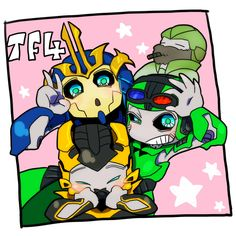 Tf4! So cute!!