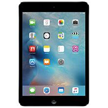 iPad mini 2 16 GB Wi-Fi (harmaa)