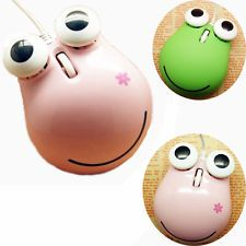 Cute Funny Kids Girl Cartoon Animal Frog Mouse Mice For Laptop PC Computer Lot