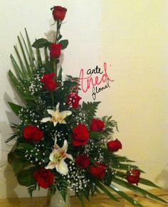 12 rosas y lilis