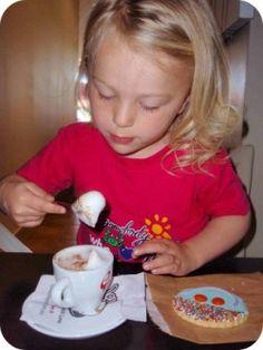 Middle Street Café :: Hadfield :: Kids Eats - Kids Play Area - Breastfeeding Welcome - High Chairs Breakfast Menu, Breakfast For Kids, Kids Lunch Menu, Kids Cafe, Kids Play Area, High Chairs, Surf Style, Cafe Restaurant, Baby Feeding