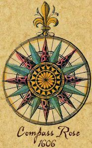 Compass Clipart renaissance 6 - 257 X 413 Vintage Diy, Vintage Nautical, Nautical Art, Vintage Maps, Compass Art, Nautical Compass, Vintage Compass Tattoo, Wind Rose, Mariners Compass