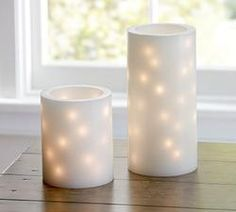 Pottery Barn Flameless Candles Alluring Looking To Start A Flameless Candle Collection This Pottery Barn