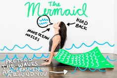 Instead of Cobra...   11 Slightly More Accurate Names For Yoga Poses