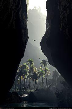 Secret Island - Thomas Juul Krahn