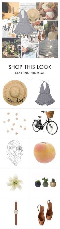 """I LOVE YOU BABY, I LOVE YOU DOLL"" by p-eyton ❤ liked on Polyvore featuring GET LOST, Eugenia Kim, PBteen, Clips, J.Crew and Jil Sander"