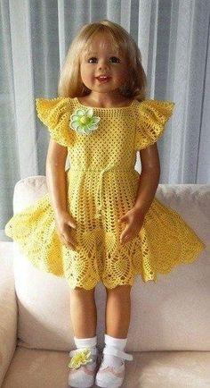 Kleid gelb (1)