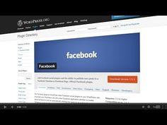 WordPress Social Media Plugin - How to Install (Step by Step Tutorial) - YouTube