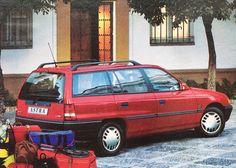 "Opel Astra Caravan 1.4 Si ""Young"" Caravan, Cars And Motorcycles, Evolution, Euro, Vehicles, Cars Motorcycles, Car, Motorhome, Vehicle"