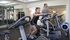 Enjoy the BodyHoliday's state of the art gym on your St Lucia vacation