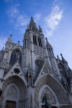 circuit Nancy - basilique saint epvre