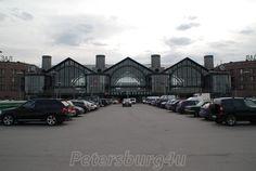 Ladojsky Railway Station