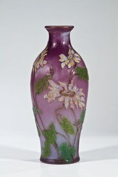 Art Nouveau and Art Deco Glass - Dr. Fischer Auctions, Germany - Auctions of art, glass and antiques