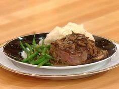 Filet of Beef with Marsala Sauce  Rachael Ray Recipe