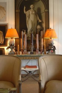 Lars Bolander - #Tuscan #Home #Design - Find More Decor Ideas at:  http://www.IrvineHomeBlog.com/HomeDecor/  ༺༺  ℭƘ ༻༻   and Pinterest Boards    - Christina Khandan - Irvine, California