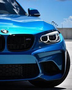 "Gefällt 15.9 Tsd. Mal, 26 Kommentare - BMW M GmbH (@bmwm) auf Instagram: ""Feisty to the core. The #BMW #M2 Coupé. #BMWM #BMWMrepost @bluebeastm2 @kylesobe __________ BMW…"""