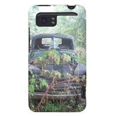 Old Beat Up Truck HTC Vivid Cover