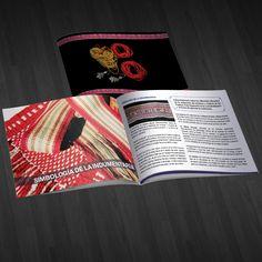 """Diseño e impresión del libro """"Fortalecimiento de la Identidad Cultural en los Pueblos Indígenas""""."""