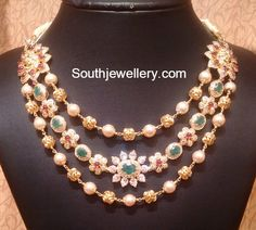three_step_south_sea_pearl_uncut_necklace.jpg 730×656 pixels