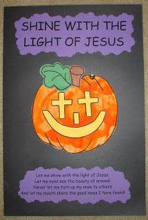 Halloween in a Catholic School