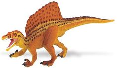 Wild Safari Spinosaurus Dinosaur Toy Model $6.99 in stock & same day shipping! Shop www.DinosaurToysSuperstore.com