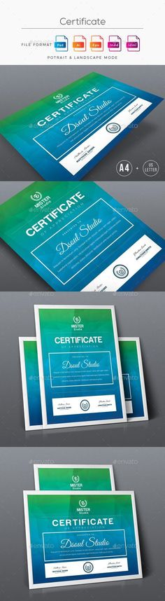 Certificates #collections #design #graphics #GraphicRiver #DesignCollections #DesignSets #sets #certificate #StationeryTemplates #PrintTemplate #templates #CertificateTemplate #StationeryDesign #PrintDesign #GraphicResources #CertificateDesign #DesignResource #graphicdesign #stationery Stationery Printing, Stationery Templates, Stationery Design, Print Templates, Certificate Design, Certificate Templates, Print Design, Web Design, Graphic Design