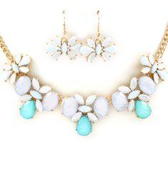 Fairy Blue Necklace