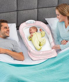 Take a look at this Baby Delight Pink Snuggle Nest Surround XL Infant Sleeper today!