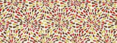 Many Petal Poppy Upholstery Fabric Crypton Fabric by RoomKandi