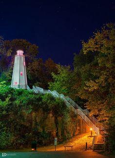 Mark Twain Lighthouse in Hannibal, MO