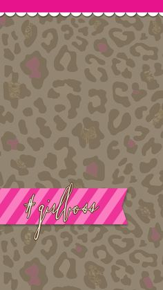 Cute Wallpapers, Wallpaper Backgrounds, Iphone Wallpapers, Leopard Print Wallpaper, Rockabilly Art, Hello Kitty Wallpaper, Iphone 5s, Pattern Wallpaper, Homescreen