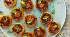 Tui Garden | Sundried Tomato Tartlets