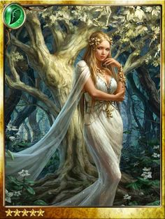 f Druid Robes Deciduous Forest Orchard Legend of the Cryptids Esflonne by anotherwanderer female character npc Dungeons & Dragons DND D&D Pathfinder PFRPG Warhammer Star Wars Shadowrun Call of Cthulhu Lord of the Rings LoTR + fantasy lg Fantasy Girl, Fantasy Art Women, Beautiful Fantasy Art, 3d Fantasy, Fantasy Kunst, Fantasy Artwork, Fantasy Princess, Character Portraits, Character Art