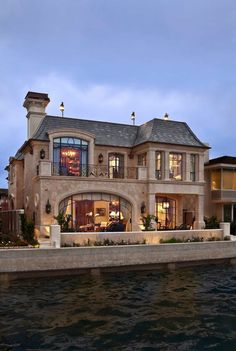 fremch style house | French Style Home/House Exterior | Dream Home