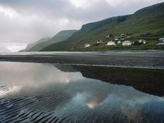 Sørvágur, Vágar, Faroe Islands