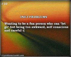 Oh the awkwardness of an INFJ