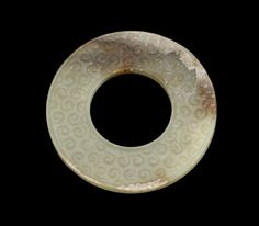 Pendant (yuan) century B. Eastern Zhou dynasty Jade H: W: D: cm China Gift of Arthur M. Jade, Zhou Dynasty, Archaeological Finds, China, Chinese Art, Asian Art, Carving, Pendant, Gifts
