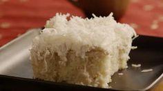 Creamy Coconut Cake Allrecipes.com