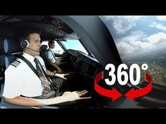 Datos del Recurso:        Nombre del recurso: 360° cockpit view | SWISS Airbus A320 | Geneva – Zurich  URL :  https://www.youtube.com/wat...