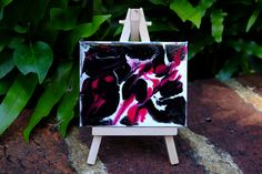 Updates from ClothingbyTraceyLee on Etsy Hope For The Day, Mini Canvas, Easel, Art Designs, House Warming, Great Gifts, Presents, Invitations, The Originals