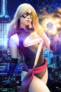 Ms.Marvel - Marvel Comics by WhiteLemon on DeviantArt